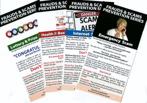 Fraud Alert Series (3)